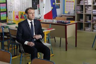 2 ou 3 conseils à Emmanuel Macron avant son discours du soir.