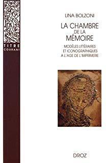Immemory et Ars memoria