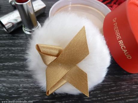 Noël gourmand, la collection de maquillage Ricaud pour les fêtes