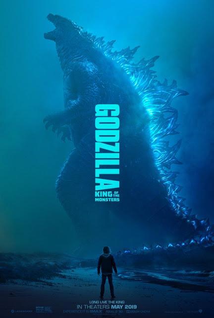 Nouvelle bande annonce VF pour Godzilla 2 - Roi des Monstres de Michael Dougherty