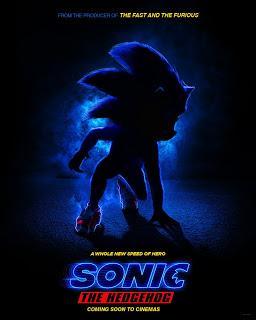 Sonic : le film ! Premier poster !