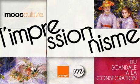 Les impressionnistes . . . en vidéo I/II  – Billet n° 21-C