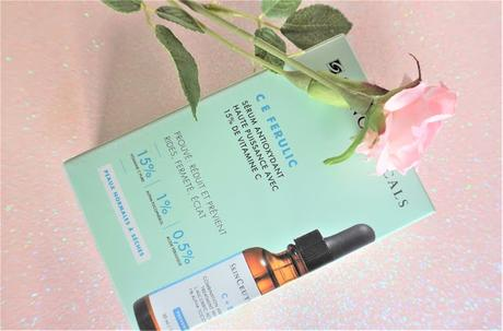 CE Ferulic de Skin Ceuticals renforce votre peau