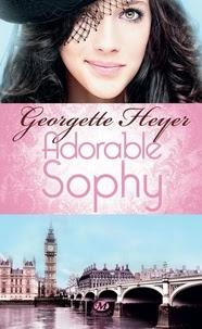 Adorable Sophy de Georgette Heyer