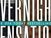 Cover Reveal Découvrez couverture résumé d'Overnight Sensation, nouveau roman Sarina Bowen