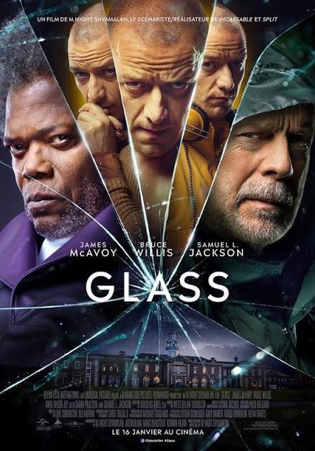Nouveau trailer pour Glass de M. Night Shyamalan