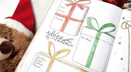 Bullet journal #11  Christmas time !