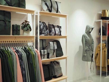 Rains, boutique de vêtements imperméables à Bordeaux (33)