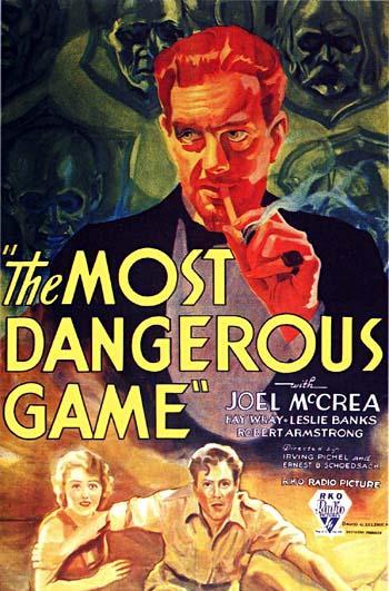 Chasses du comte Zaroff, Les (The most dangerous game)