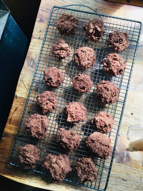 Lait végétal & Nuts Vegan biscuits