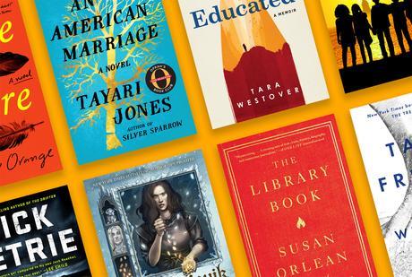 2018 : Les meilleures livres de l'année