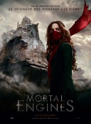 [Critique] MORTAL ENGINES