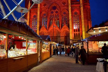 Le marché de Noël de Mulhouse © French Moments