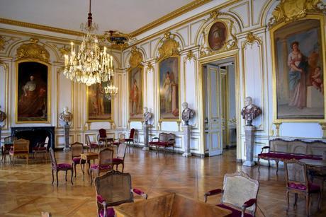 Les appartements des évêques au Palais Rohan, Strasbourg © French Moments