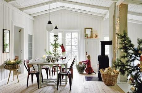 Un poêle à bois pour la nouvelle maison