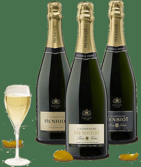 Champagnes Henriot, deux siècles d'histoire familiale