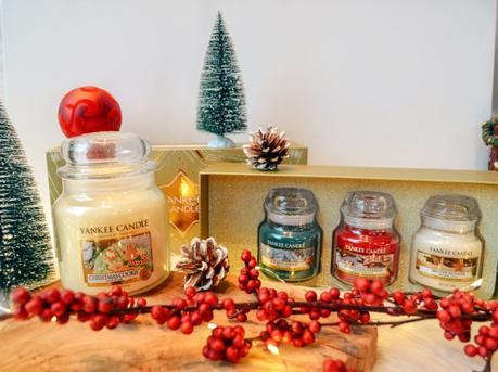 Une odeur de fêtes avec Yankee Candle (+ concours !)
