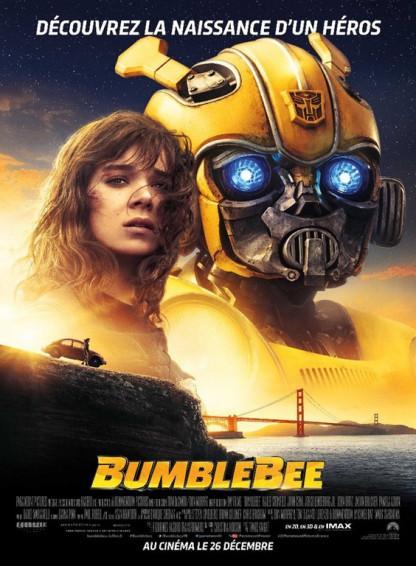 Bumblebee de Travis Knight sort le 26 décembre 2018
