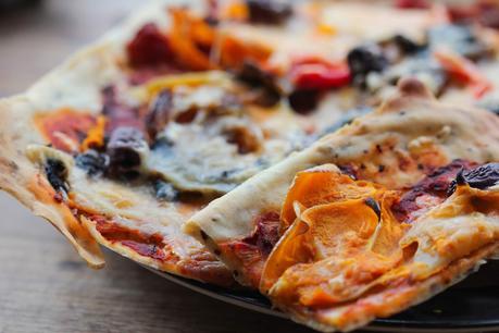 Pizza légére & gluten free