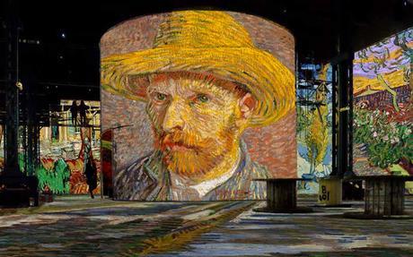 L'Atelier des Lumières va proposer une immersion numérique dans l'art de Van Gogh