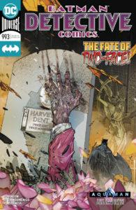 Titres de DC Comics sortis le 28 novembre 2018