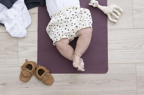 Mes indispensables pour bébé 0-6 mois