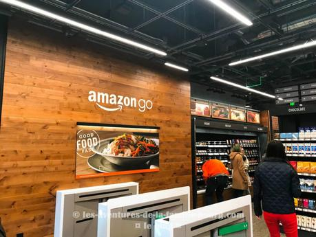 Amazon 4-star et Amazon Go