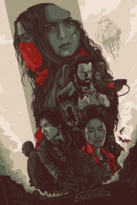 Mortal Engines et les artistes !