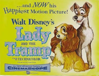 La Belle et le Clochard - Lady and the Tramp, Clyde Geronimi Wilfred Jackson Hamilton Luske (1955)