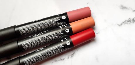 Semi Matte Lipstick Crayon de Cookie's makeup  Coup de coeur pour ces jumbos à petit prix !