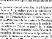 janvier 1860, L'Europe artiste annonçait trois concerts Wagner Théâtre-Italien