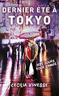 Dernier été à Tokyo, de Cecilia Vinesse