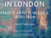 impressionnistes français Londres Billet 21-E