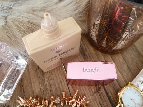 Fond de teint Hello Happy Benefit - Team Beauté Majuscule #13