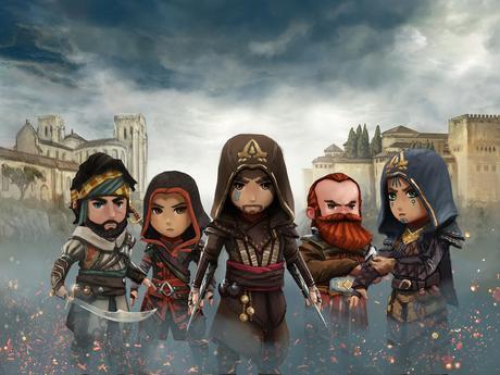 Assassin's Creed Rebellion spécialement réalisé pour l'iPhone