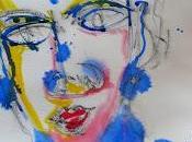 Participation avec l'association bordelaise d'aquarelle tests papiers etaquarelles CANSON chez Boessner Bordeaux- with Bordeaux watercolor association