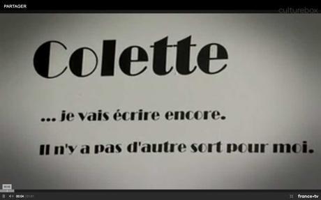Colette (1873-1954) - ou le roman-photo d'une vie