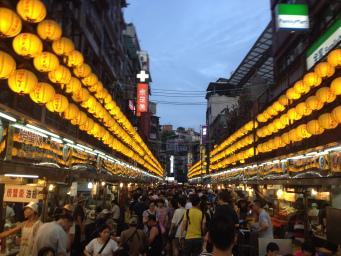 Les marchés de nuit  !!
