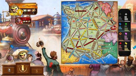 Ticket To Ride – PlayLink – L'avenir du jeu de société ?