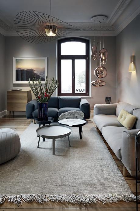 domotex 2018 sol tendances deco nomad salon suspension géante vertigo petite friture - blog déco - clem around the corner