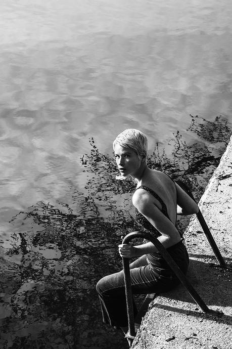 Look At Me Now : Chloé François par Romain Rigal (exclusif)