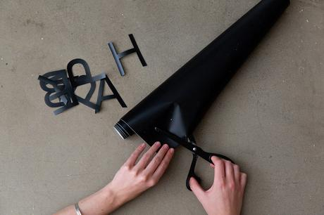 Tableau à Message En Bois Paperblog