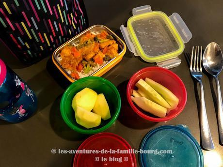Cantine ou Lunch Box, l'avis de mamans américaines