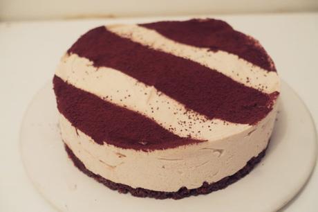 Cheesecake crème de marrons