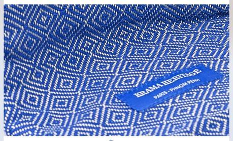 Cadeaux de Dernières minutes : le foulard KRAMA HERITAGE