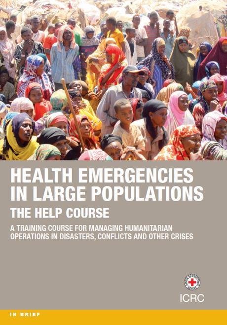 11 sessions du cours «H.E.L.P» prévues en 2019 pour les professionnel de santé intervenant dans les situations d'urgence.