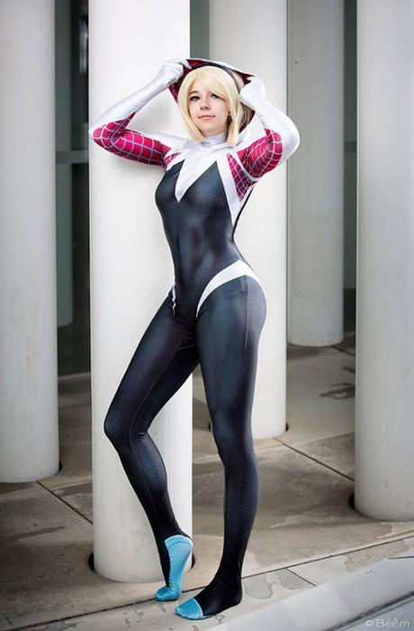 Cosplay – SpiderGwen #165