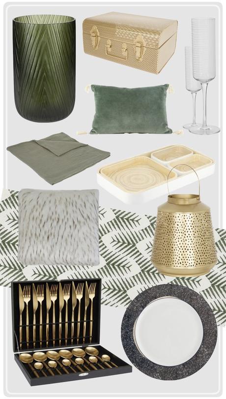 idée déco diner de Noël romantique - blog décoration intérieure - clem around the corner.001