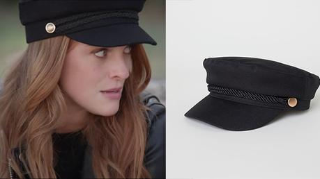 UN SI GRAND SOLEIL : la casquette de Manon dans l'épisode 84