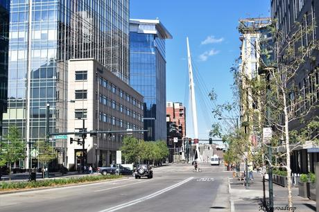 Une journée à Denver la porte d'entrée du Colorado